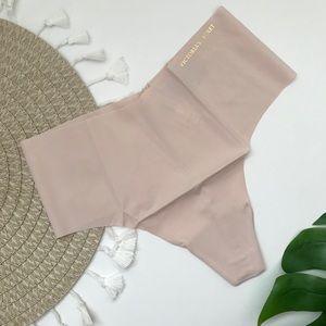Victoria's Secret No Show Midi Thong Panty